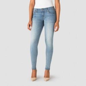 DENIZEN Levi's Modern Skinny Jeans Light Wash 16S